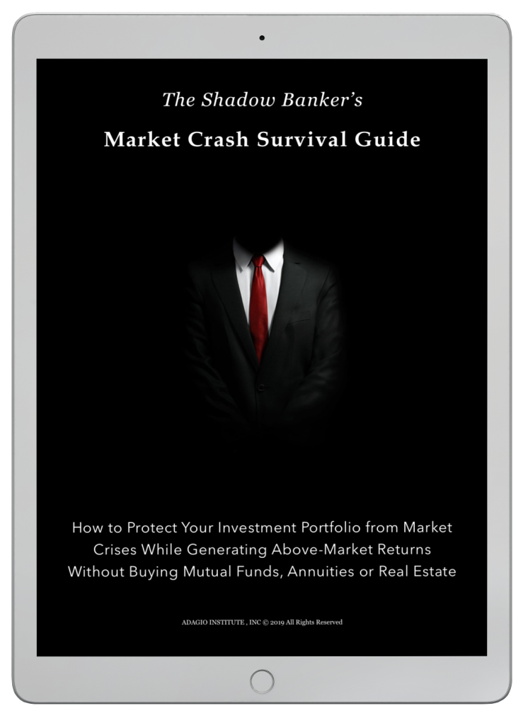 The Shadow Banker's Market Crash Survival Guide